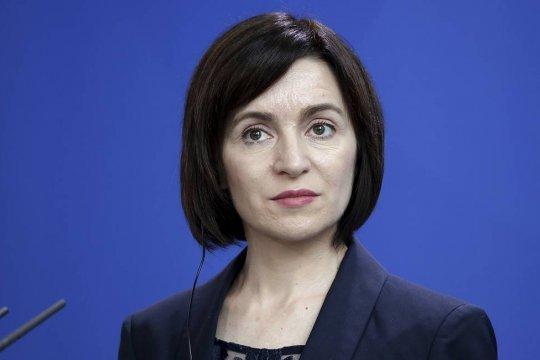 Санду провела переговоры с руководством Евросоюза