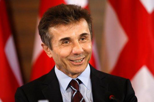 Основатель  партии «Грузинская мечта» Иванишвили объявил об уходе из политики