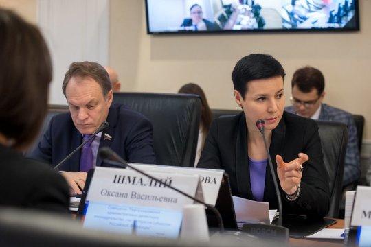 Сенаторы приняли участие в заседании Комиссии ПАСЕ по юридическим вопросам и правам человека