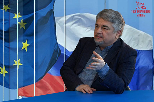 «Визави с миром». Ростислав Ищенко: ЕС продолжает следовать в фарватере политики США (Часть 2)