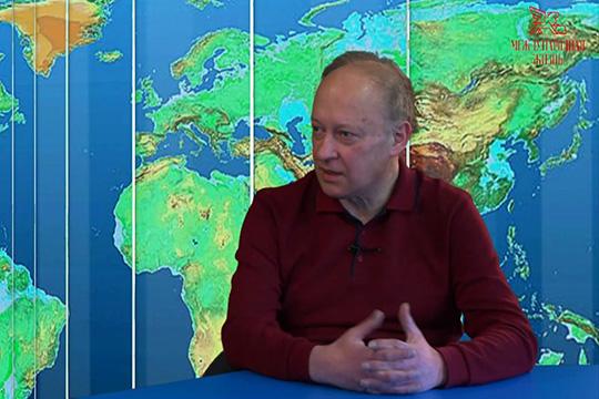 «Визави с миром». Андрей Кортунов. Европейский «театр» внешней политики (часть 2-я)