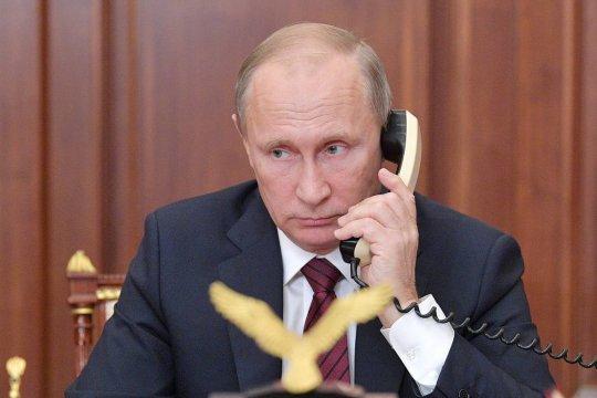 Путин провел телефонный разговор с президентом Аргентины