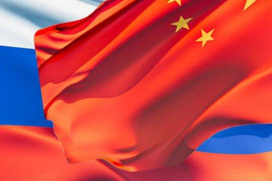 Россия и Китай: поиск движущих сил сотрудничества в условиях санкционного давления