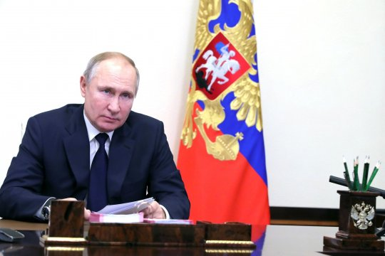 Путин рассказал о об украинской составляющей в ситуации вокруг «Северного потока- 2»
