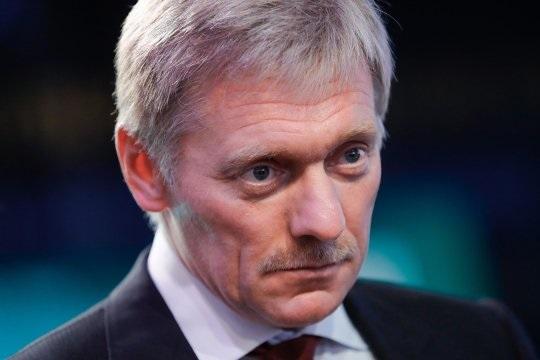 Песков прокомментировал ситуацию в Армении