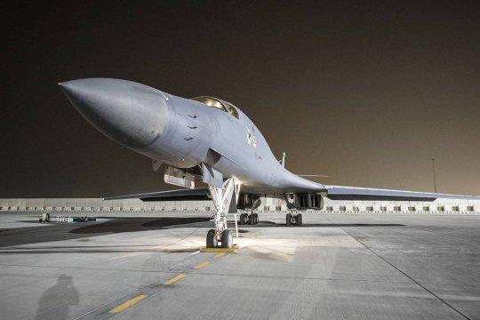 В Норвегию переброшены американские стратегические бомбардировщики B-1