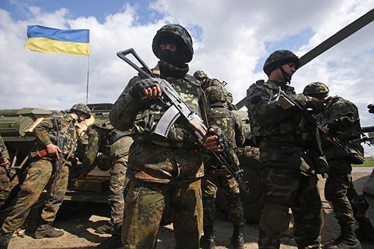 Весеннее обострение - ситуация на Юго-Востоке Украины