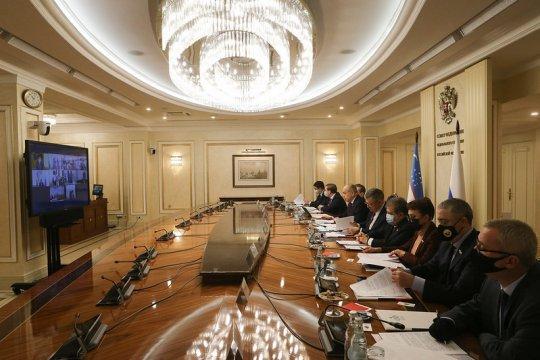 И. Умаханов: Парламентарии России и Узбекистана помогут реализации важных экономических и гуманитарных проектов двух стран
