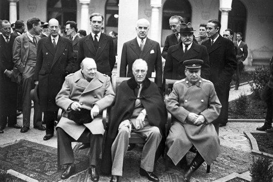 История без купюр. Итоги Ялтинской конференции 1945 года
