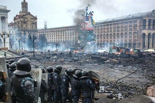 Причины и итоги западного проекта украинского майдана