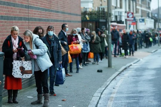 Великобритания: «Утечка мозгов» на фоне пришедшего… голода