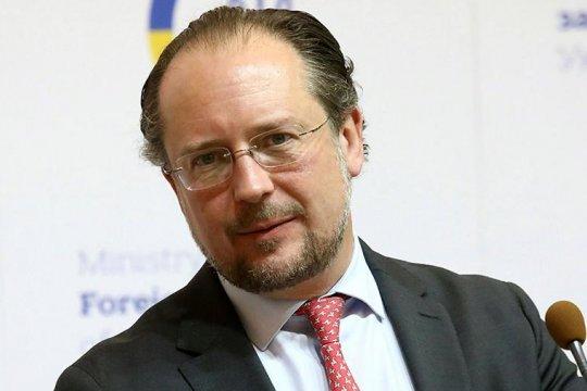 Глава МИД Австрии призвал «не перепиливать под собой сук» санкциями из-за Навального