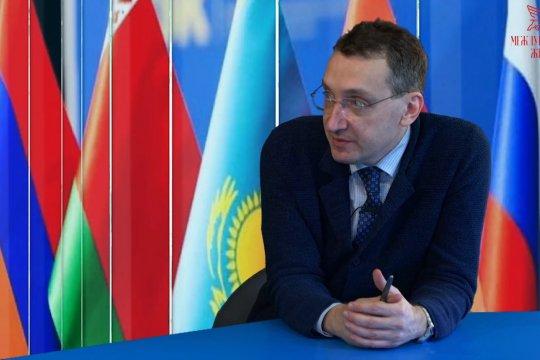 «Визави с миром» Александр Гущин: Роль СНГ нельзя недооценивать (часть 2-я)