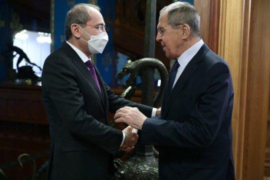 Россия и Иордания выступают за двугосударственный подход в палестинском урегулировании