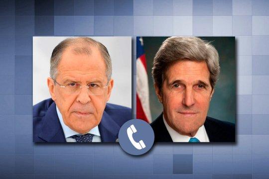 Лавров и Керри обсудили реализацию Парижского соглашения по климату