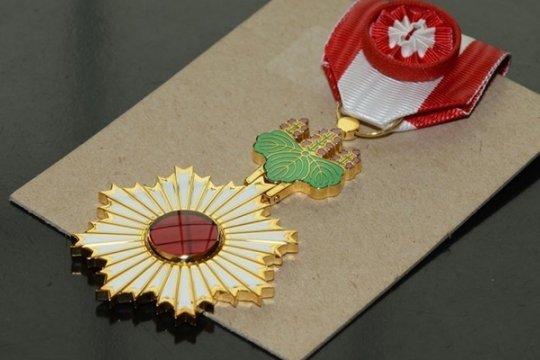 В Москве вручены награды Страны Восходящего солнца