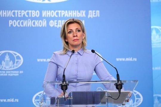 Мария Захарова отвергла обвинения США во вмешательстве в выборы
