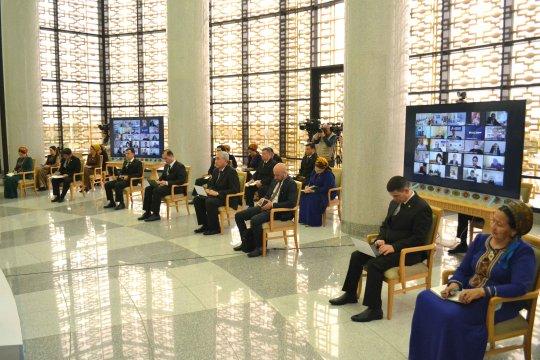 Туркменистан: 2021 год объявлен Международным годом мира и доверия
