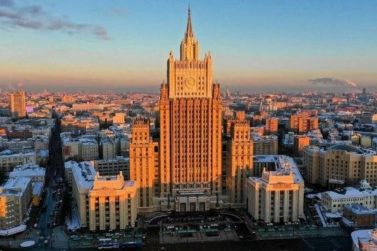 В МИД России осудили вмешательство во внутренние дела Молдавии