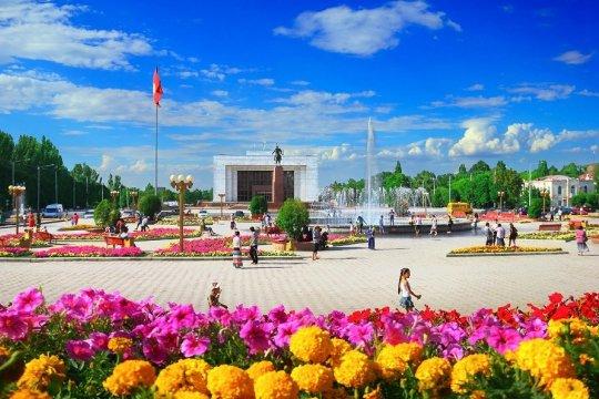 Киргизия и стратегические задачи России
