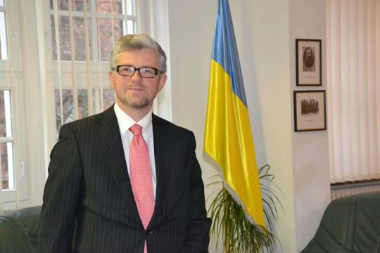 Посол Украины требует от Германии «вернуть долги»