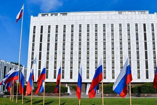 В посольстве России сообщили об угрозе обрушения диалога с США