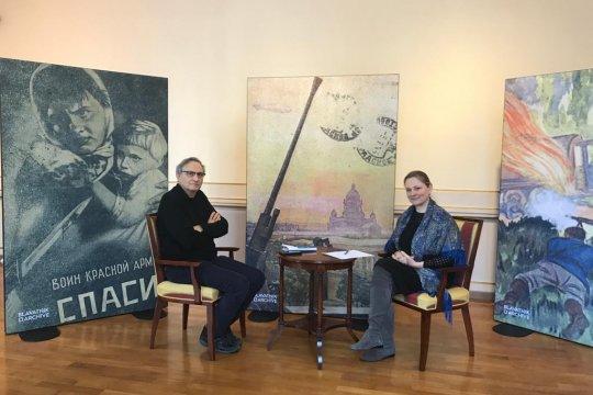 Французский кинорежиссёр Дидье Фельдманн снял фильм о Сталинграде