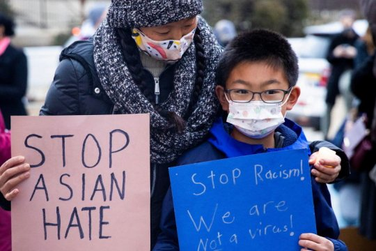 США – рост антиазиатских настроений