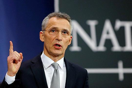 Йенс Столтенберг упрекнул Москву в срыве заседания Совета Россия-НАТО