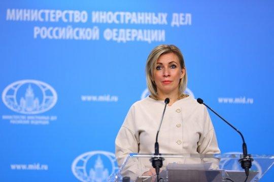 "Захарова: Спецдокладчики ООН следуют британской схеме ""highly likely"""