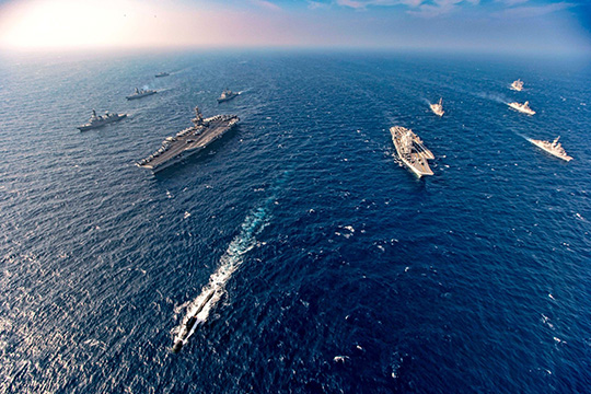 Об Индо-Тихоокеанском единстве: станет ли QUAD «столпом стабильности в регионе»?