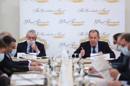 Лавров: Роль общественной дипломатии растёт