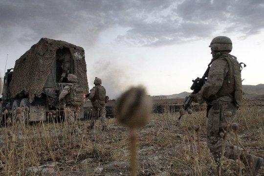 Новое «мирное наступление» на Афганистан