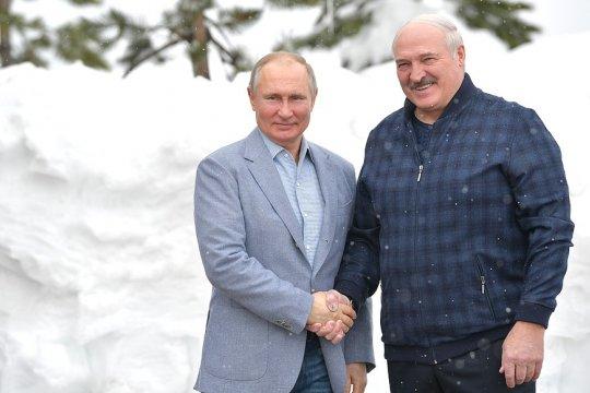 Лукашенко рассказал о «брехне и выдумках» вокруг его встречи с Путиным в Сочи