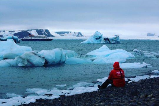 Карта будущего Арктики