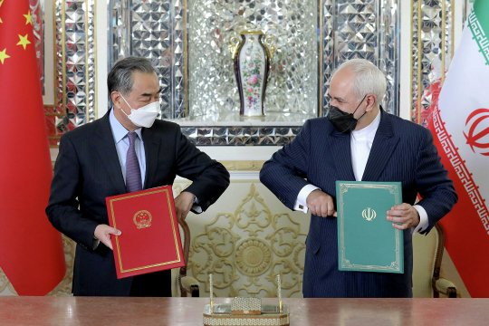 Иран – Китай: стратегический союз?