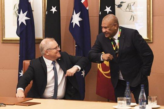 Вспышки COVID-19 в Океании и вакцинная дипломатия Австралии