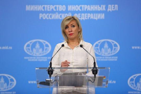 Мария Захарова: российско-польские отношения находятся в стадии заморозки