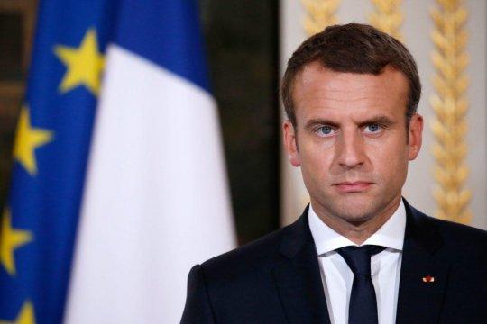 Макрон объявил очередной локдаун во Франции