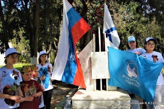 Тунис. Международная акция «Сад Памяти»