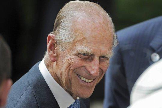 В Великобритании скончался супруг Елизаветы II принц Филипп