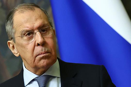 Лавров раскритиковал новые санкции Евросоюза против Ирана