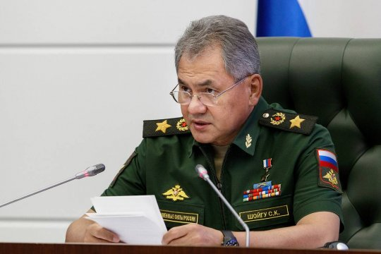 Шойгу заявил о продолжении  провокаций НАТО в акватории Черного моря