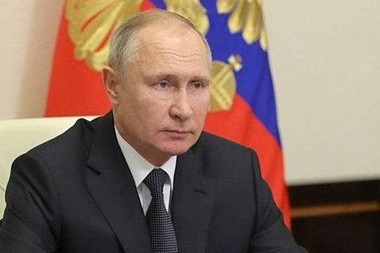 Путин: Россия ведёт себя скромно и не отвечает на хамство