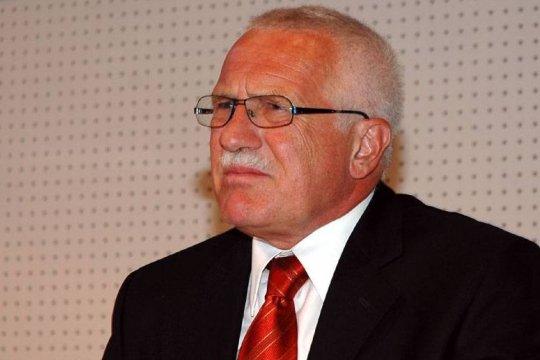 Вацлав Клаус: дело о взрыве в Врбетице служит для запугивания граждан Чехии
