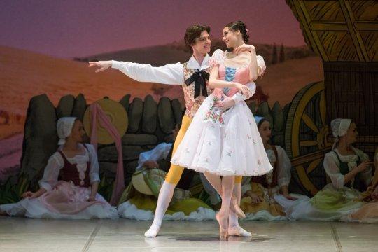 Три страны - один шедевр: балет «Тщетная предосторожность» в Михайловском театре