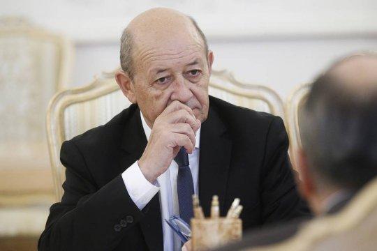 Глава МИД Франции усомнился в агрессивных устремлениях России на востоке Украины