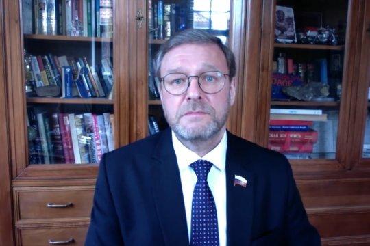 К.  Косачев о дипломатическом кризисе в российско-чешских отношениях
