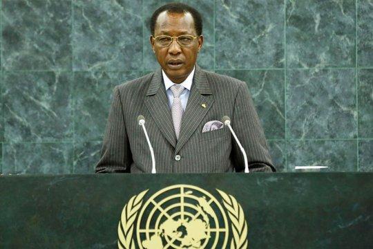 Президент Чада скончался от полученных на передовой ранений