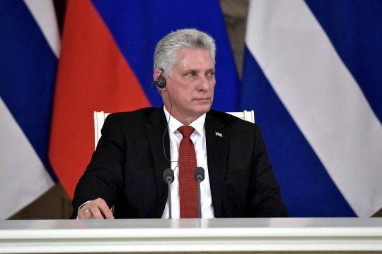 Мигель Диас-Канель сменил Рауля Кастро на посту главы компартии Кубы